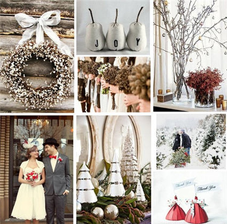Holiday Weddings Can be Beautiful and Fun