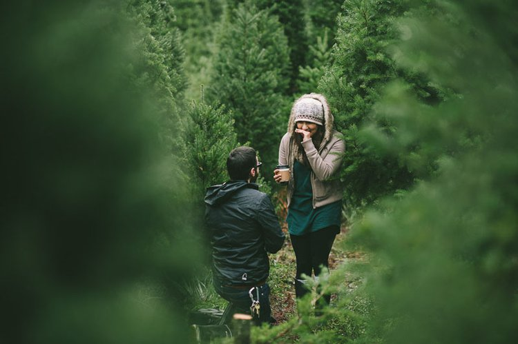 Why the Holidays Are the Best Time to Propose