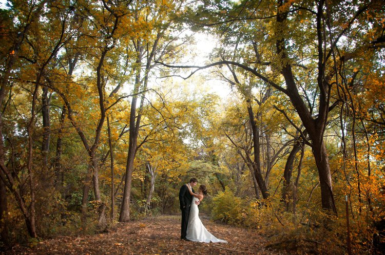 Top Fall Wedding Trends of 2015