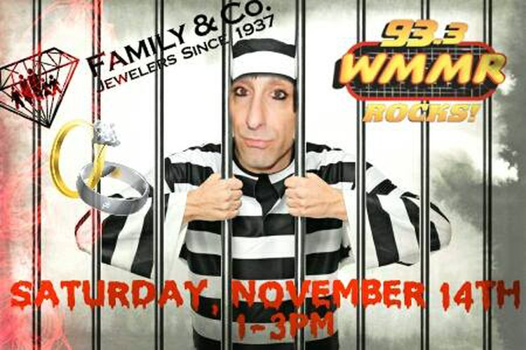 WMMR & Jacky BamBam at Family & Co. #WHAAATTT!