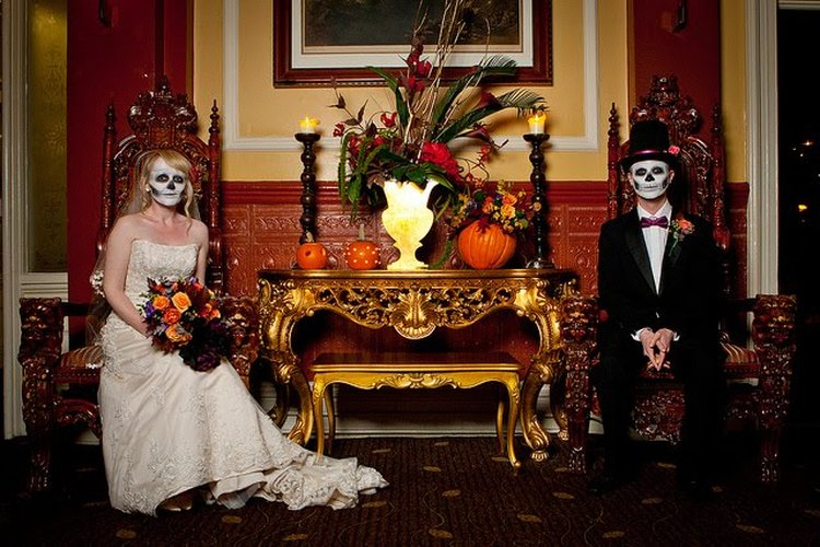 Halloweddings...