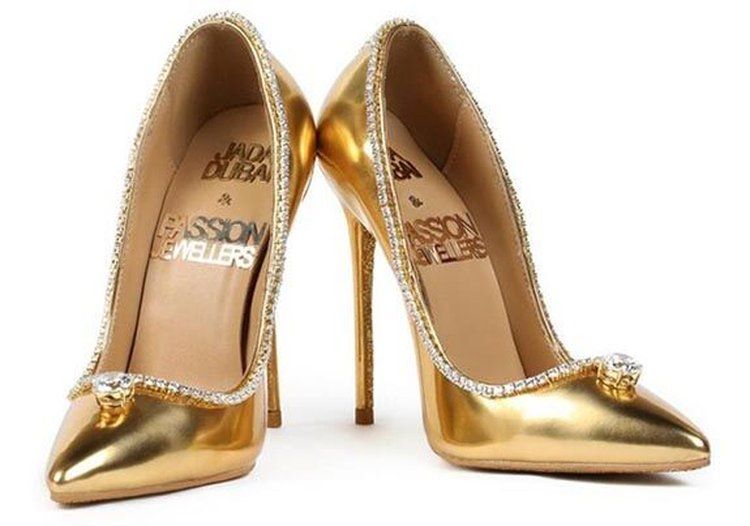 'Passion Diamond Shoes' Are the Most Expensive Shoes in the World; With a Price Tag of a cool $17 Million