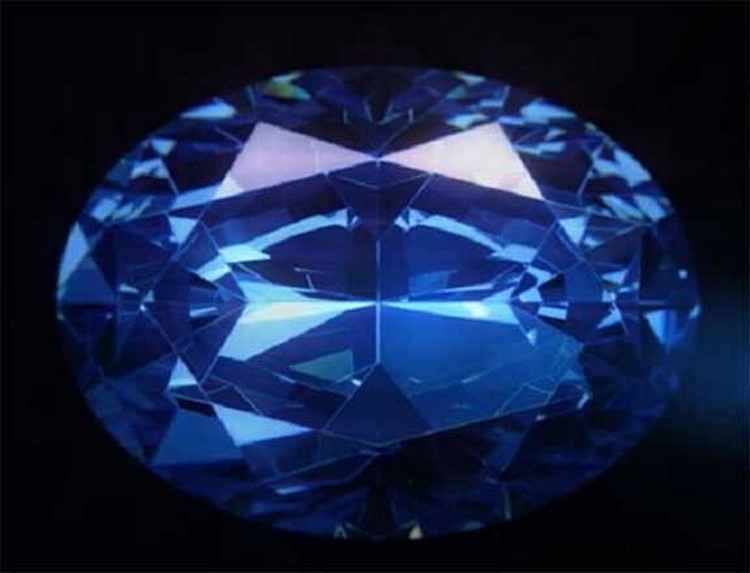 Botswana's 20 Plus Carat 'Okavango Blue' Diamond Is Called a 'Once-in-a-Lifetime Find'