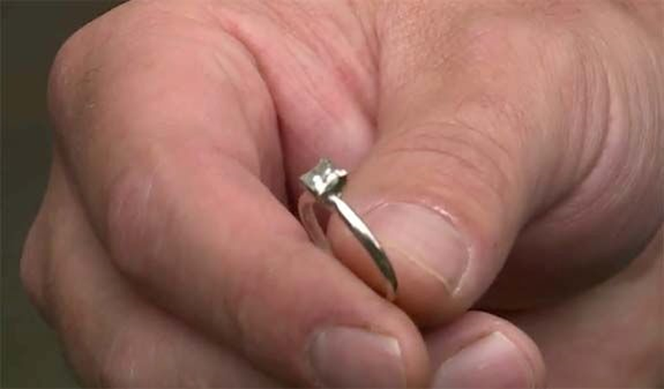 Another Good Samaritan Story; the Mystery of the 'Airbag Diamond'