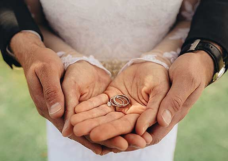 Couples Are Spending More Than Ever on Their Personalized Weddings, Reported by The Knot