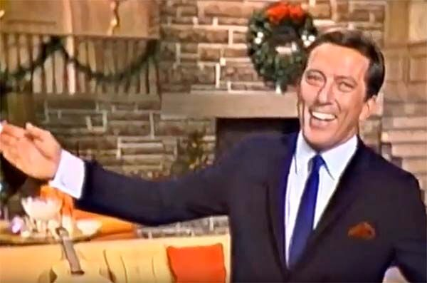 Musical Monday: Wedding Ring Tops Andy Williams' 1965 'Christmas Holiday' Gift List