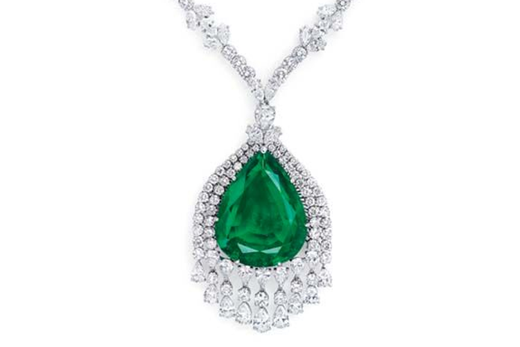 Birthstone Feature; A Famous Emerald