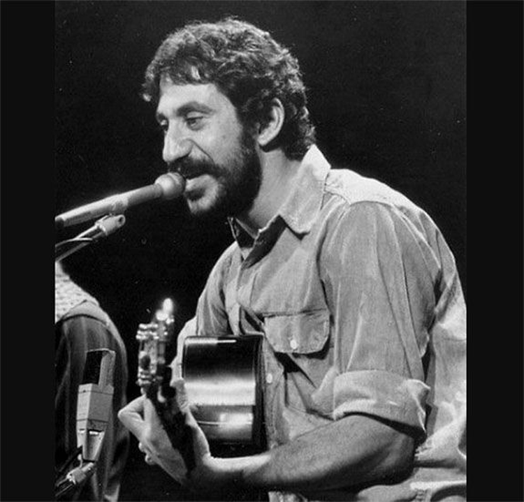 Musical Monday: 'I'd Make You a Chain Out of Diamonds and Pearls,' Sang Jim Croce