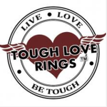 Tough Love Rings Logo