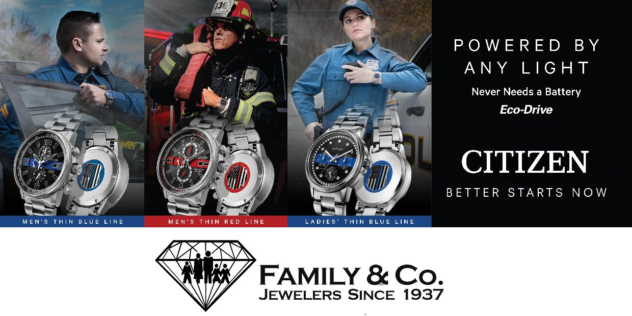 Family & Co. Jewelers Citizen