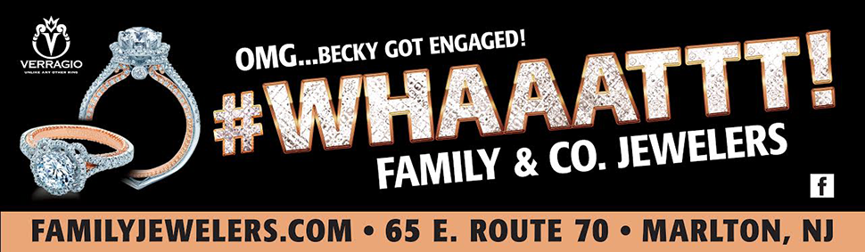 OMG...Becky Got Engaged! #Whaaattt! Family & Co. Jewelers